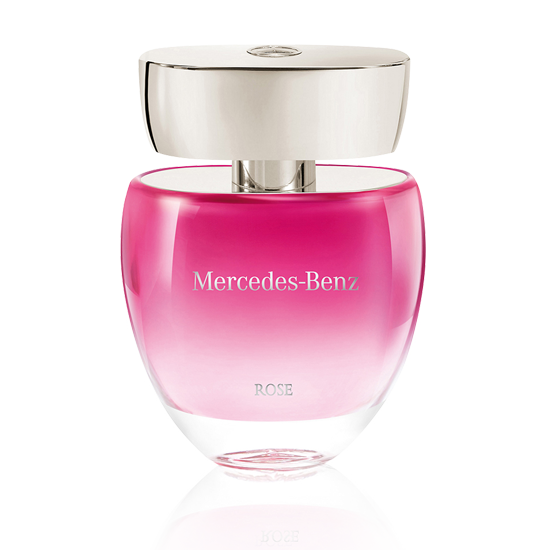 Mercedes-Benz for Women Rose 60 ml